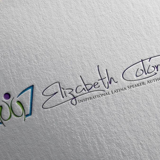 306 best visiting cards images on pinterest lipsense business elizabeth coln brand identity for elizabeth coln inspirational motivational speaker colourmoves