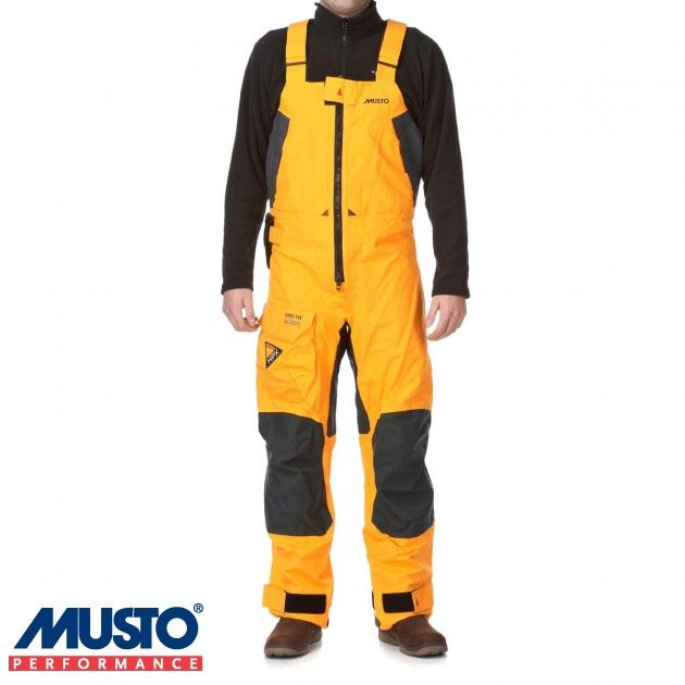 Musto HPX Ocean Trousers - Yellow
