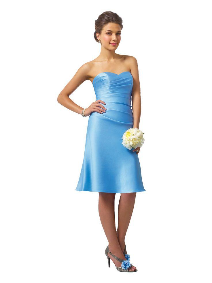Exelent Alfred Angelo 7027 Bridesmaid Dress Elaboration - Wedding ...