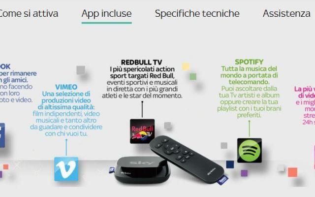 """Sky Online Tv Box: lo streaming dei programmi satellitari! Ecco che arriva finalmente Sky Online Tv Box, un dispositivo che consente alla vostra tv di diventare """"smart"""". Con questa novità sarà infatti possibile usufruire dell'offerta sky, senza alcun vincolo #skyonlinetvbox #smarttv #roku3"""