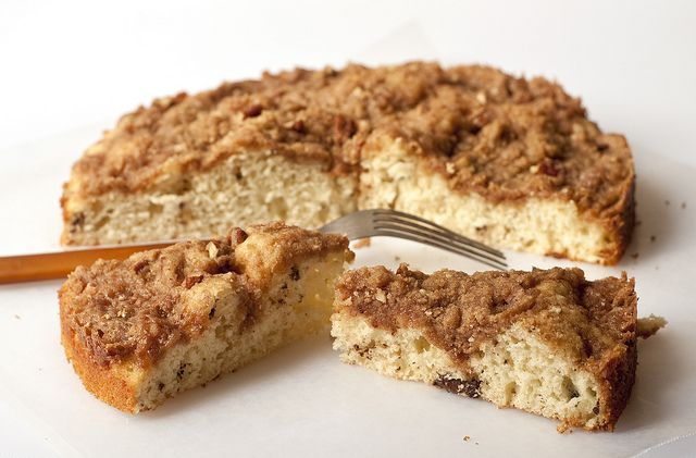Easy Bisquick Coffee Cake