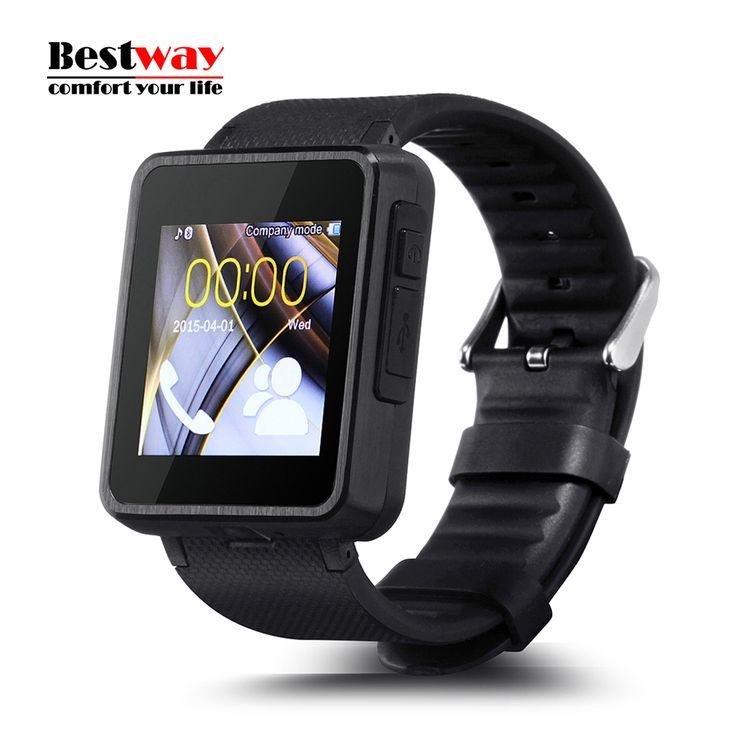 F1 Bluetooth Smart Watch Phone Sim-karte/Sync Tracker Smartphone Call Touchscreen Smartwatch Armbanduhr mit Kamera Pedometer //Price: $US $39.99 & FREE Shipping //     #meinesmartuhrende