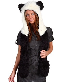Ok, so I would never really wear this... but i DO think that my Spirt Hood Animal would probably be a Panda.