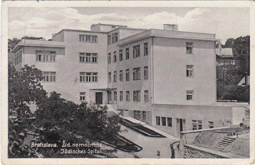 Bratislava Jewish Hospital