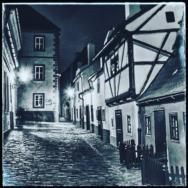 Zlata ulicka, Praha