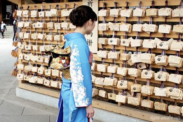 sanctuaire Meiji-jingu Tokyo - city guide © eyeswakeup