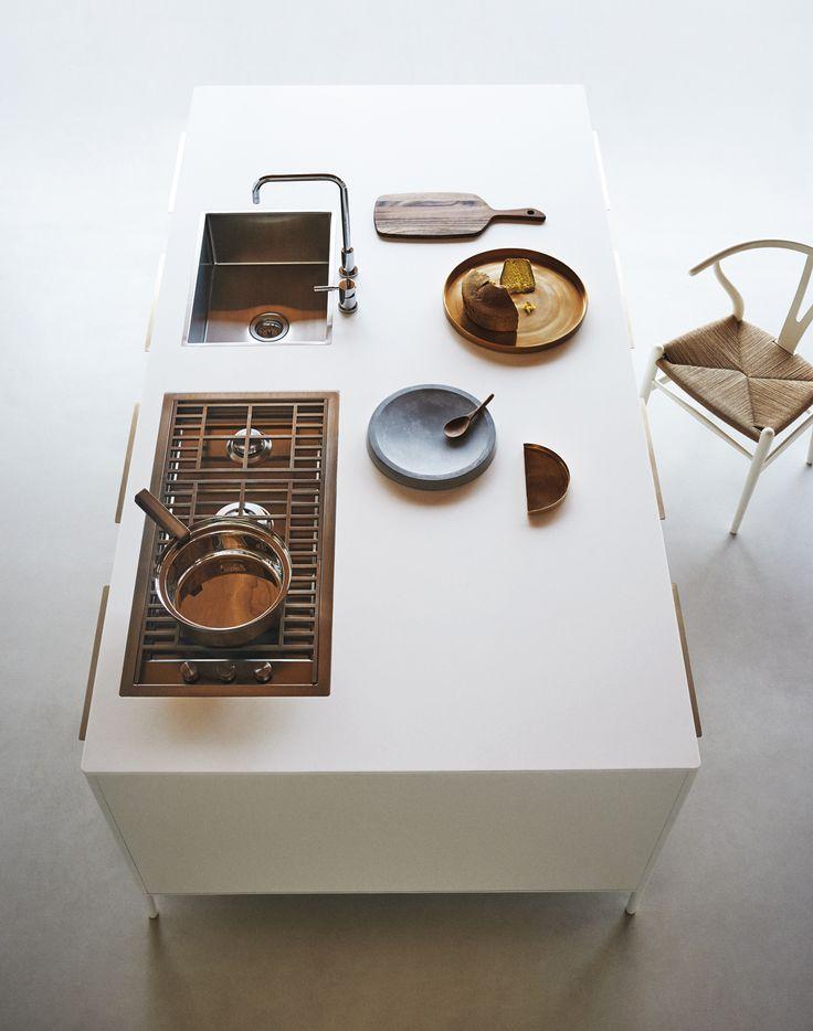 14 Best Cesar Kitchens   Kalea Images On Pinterest Fitted   Designer Kuche  Kalea Cesar Arredamenti