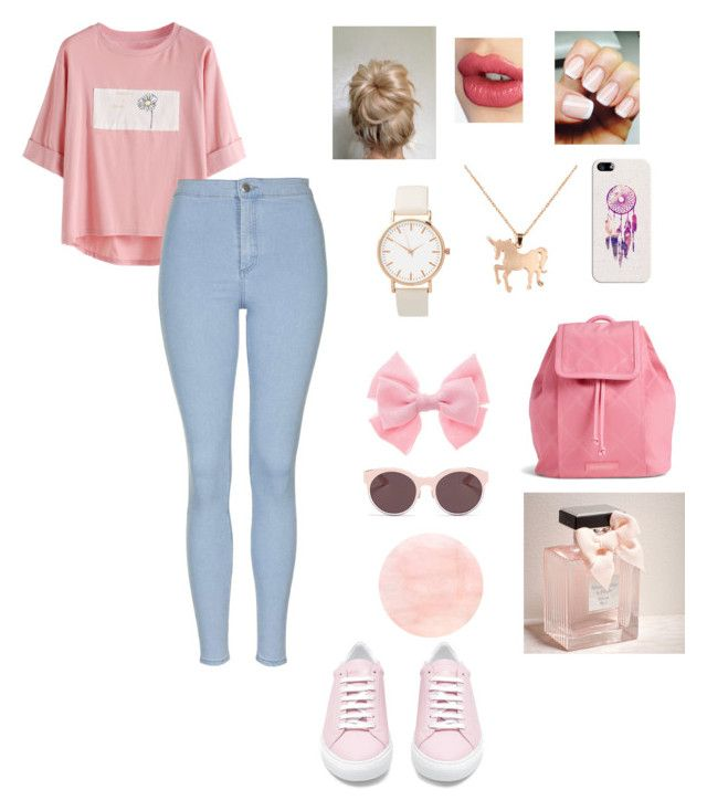 """""""🌸🌸🌸"""" by soeshnicooray ❤ liked on Polyvore featuring Charlotte Tilbury, Casetify, Louche, Vera Bradley, Topshop, Christian Dior, Abercrombie & Fitch and Givenchy"""