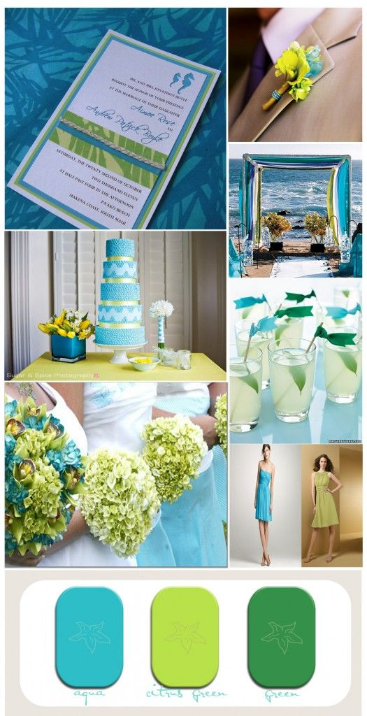 cool end of summer color palette  Google Image Result for http://couturebeachinvitations.com/blog/wp-content/uploads/2011/06/colorboard4-525x1024.jpg