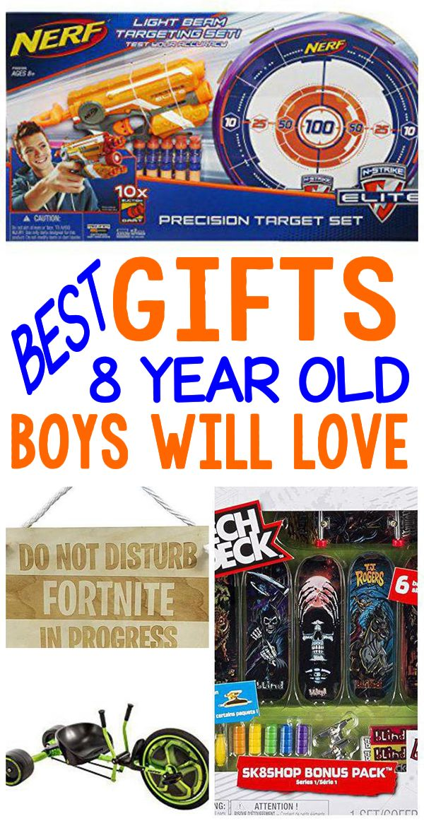 Gifts 8 Year Old Boys BEST Gift Ideas For 8th Birthday Christmas