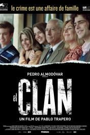 background picture for movie El Clan