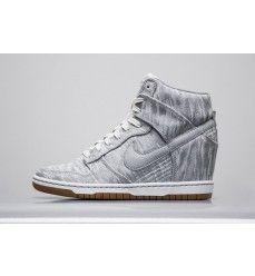 http://www.chaussuresolde.eu/nike-dunk-sky-high-haute-quot-satin-quot-baskets-compensees-femme-blanc-gris-gomme-brune
