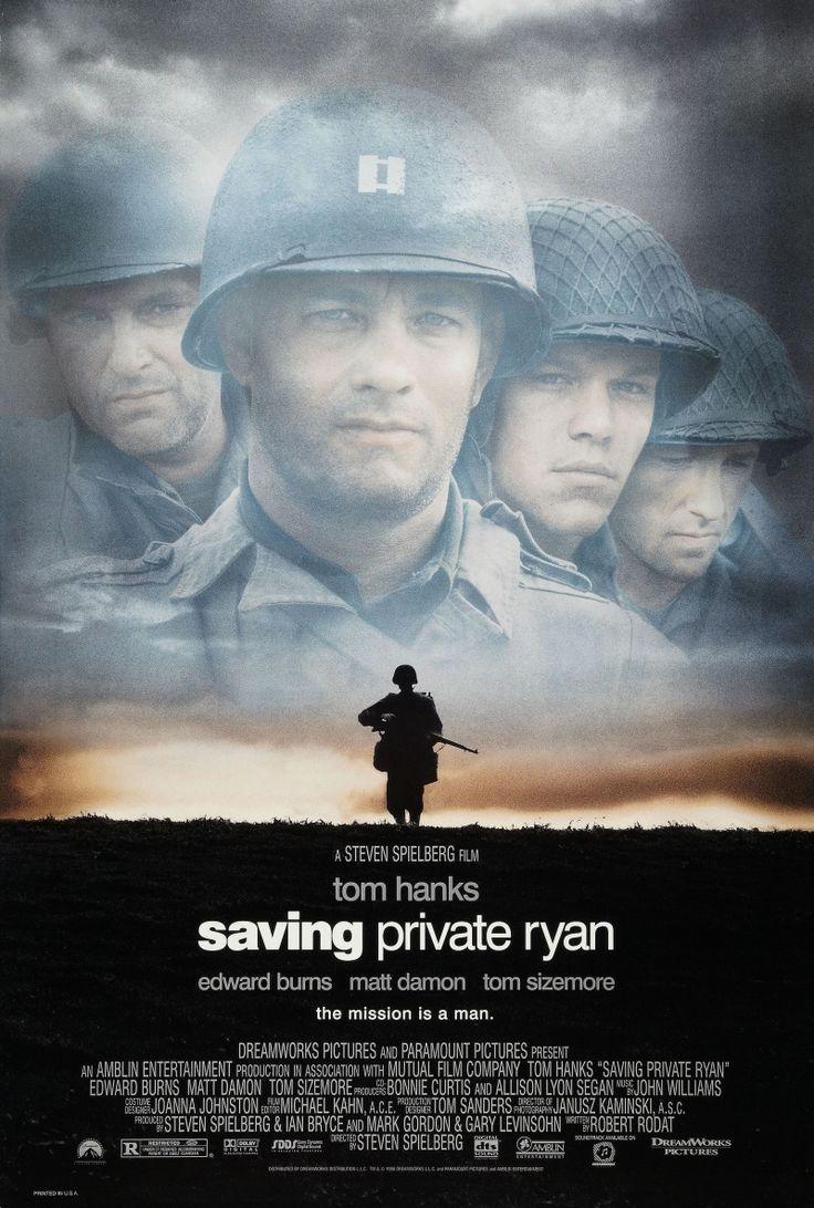 1998 Спасти рядового Райана (Saving Private Ryan)