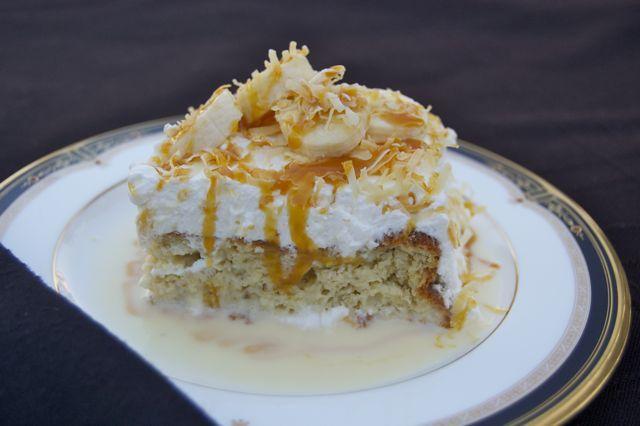 Day 163 - Banana Tres Leches Cake - 365 Days of Baking