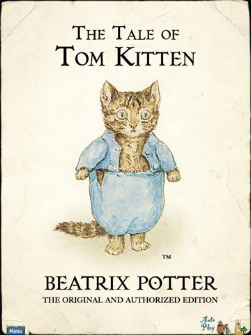 LOVED reading these books when I was younger :) The Tale of Tom Kitten