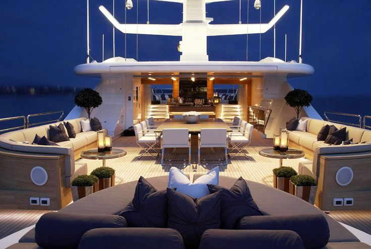 #Yacht #party | #interiordesign