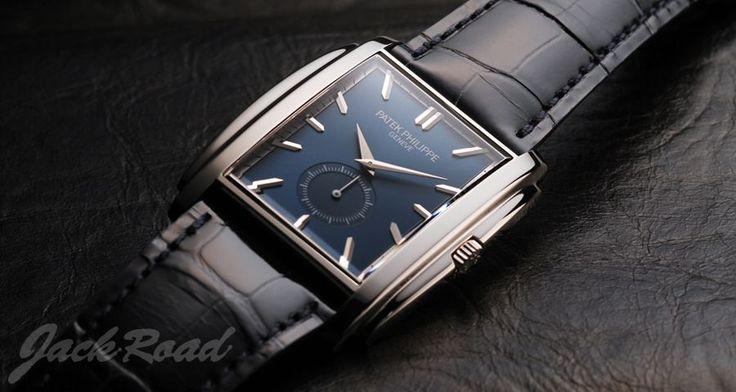 【楽天市場】パテック・フィリップ PATEK PHILIPPE ゴンドーロ 5124G-011 【新品】 時計 メンズ:ジャックロード 【腕時計専門店】