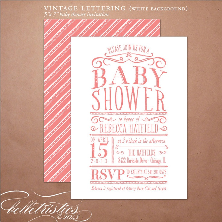 pinterest baby shower cards
