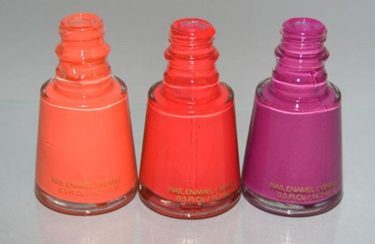 Q: Are There Any Chemical-Free Nail Polishes That Won't Harm My Nails?. Three-free options.