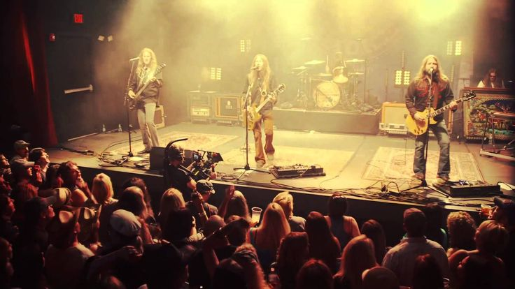 Blackberry Smoke Live At The Georgia Theatre DVD - Up In Smoke (+playlist)