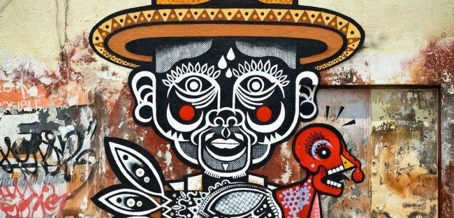 Ilustradores mexicanos. Foto: Yorokobu.es.
