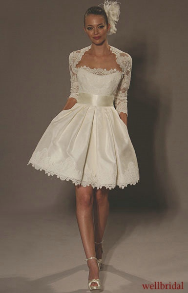 Absolutely dream wedding dress cut