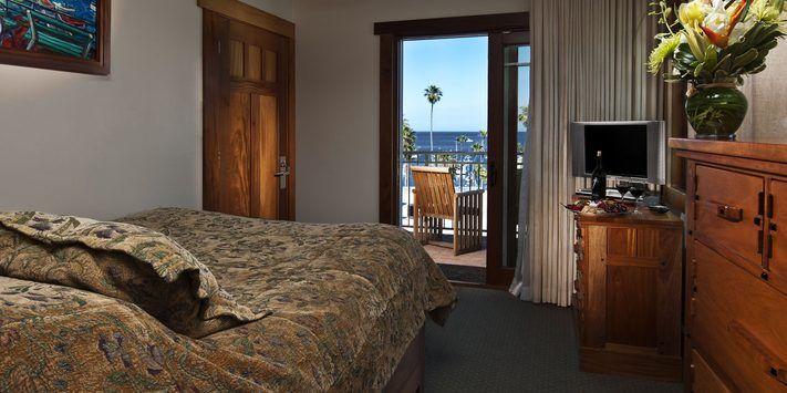 Room-306 Avalon Hotel on Catalina Island, CA