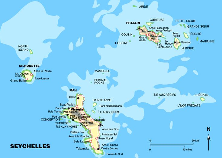 Best Seashells N SEYCHELLES Images On Pinterest Seychelles - Where is seychelles in the world