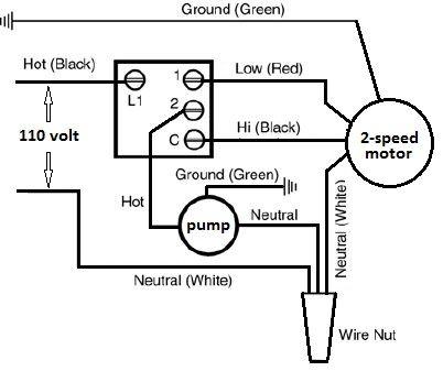 basic evaporator switch wiring schematic hvac how to