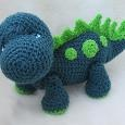 Cute Dinosaur Crochet Pattern