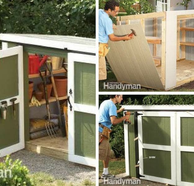 Outdoor Storage Locker These Storage Shed Ideas Should Help You