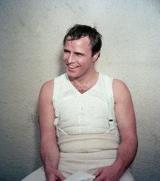 Marlon Brando - hot even in a fat suit