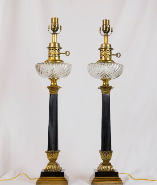 Mejores 40 imgenes de table lamps en pinterest lmparas de mesa pair of federal style table lamps aloadofball Gallery