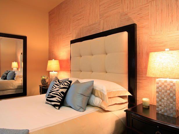 Modern Bedrooms from Kim Smart on HGTV