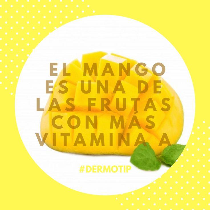 #Dermotip La #VitaminaA ayuda a evitar piel reseca y de aspecto escamado.