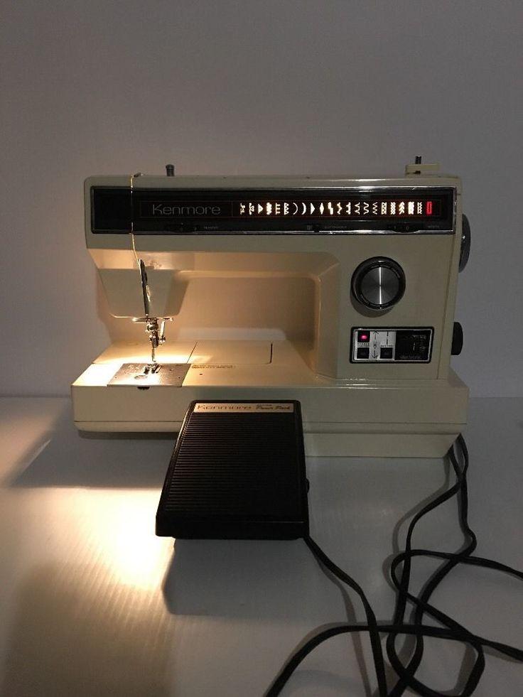 76 besten Sewing Machines Bilder auf Pinterest | Nähmaschinen ...