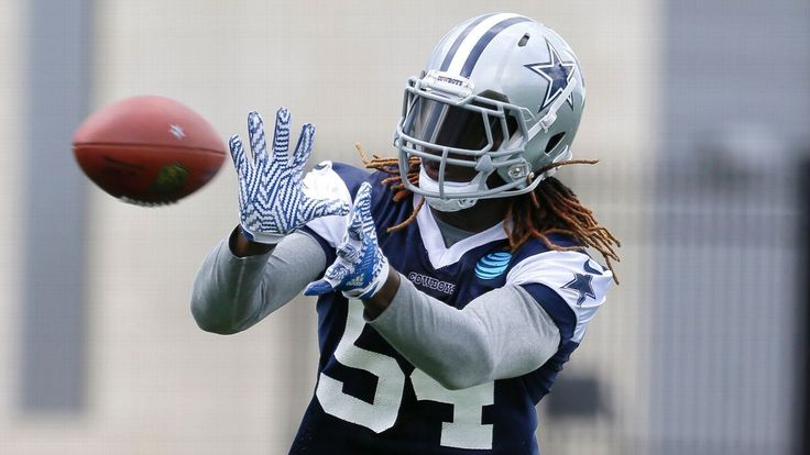 Jerry Jones ready for first-round showing from Jaylon Smith