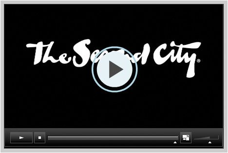 "THE SECOND CITY: laugh the night away at a Chicago legend the New York Times calls ""A Comedy Empire"", the leading funny factory for improv-based sketch comedy"