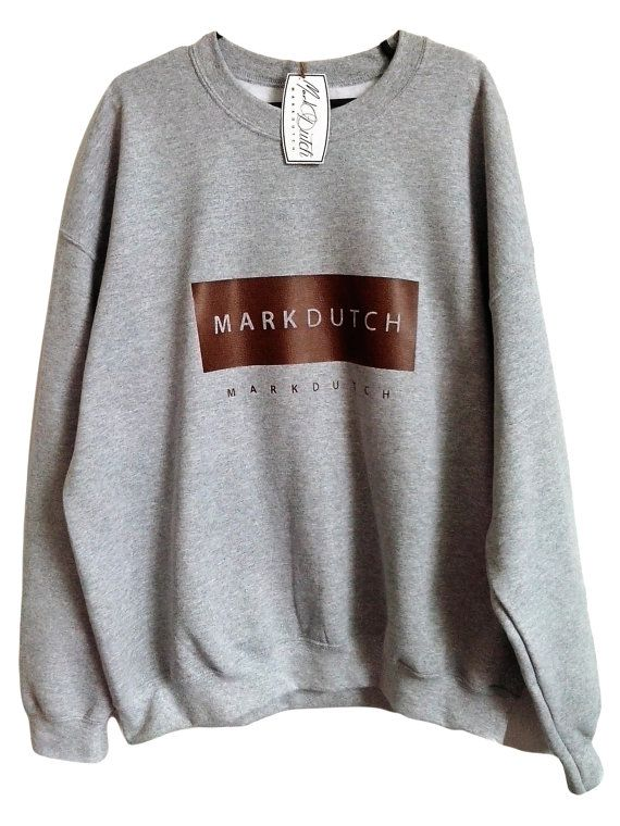 SALE Just 20  Only 2 Left  MarkDutch NEW crew neck by MarkDutchInc