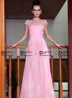 Vestido de festa com manguinha japonesa 30842 - R$549,98 : Dstore Express, Vestidos de Festa Importados Acessíveis