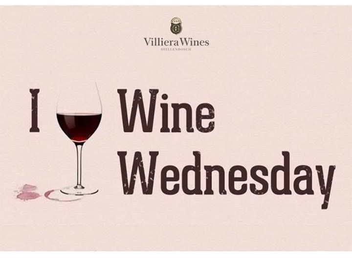 #Wine down Wednesday!