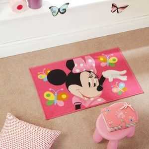 Disney Minnie Mouse Rugs are a popular choice for any room.