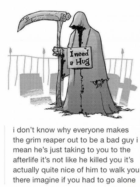 Good Guy grim reaper