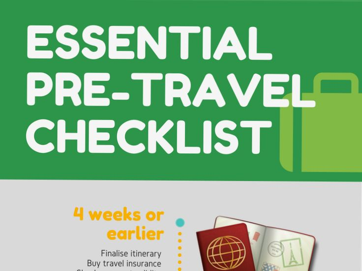 Battling Pre-Travel Overwhelm? Get your FREE printable Pre-Travel Checklist here. It's the essential guide to get you out the door on time and stress-free.