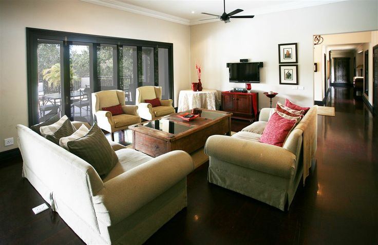 Beachwood 6, Luxury Villa, Zimbali Coastal Resort, KwaZulu Natal, South Africa. Elegant Open-plan Living Areas. #southafricanluxuryholiday