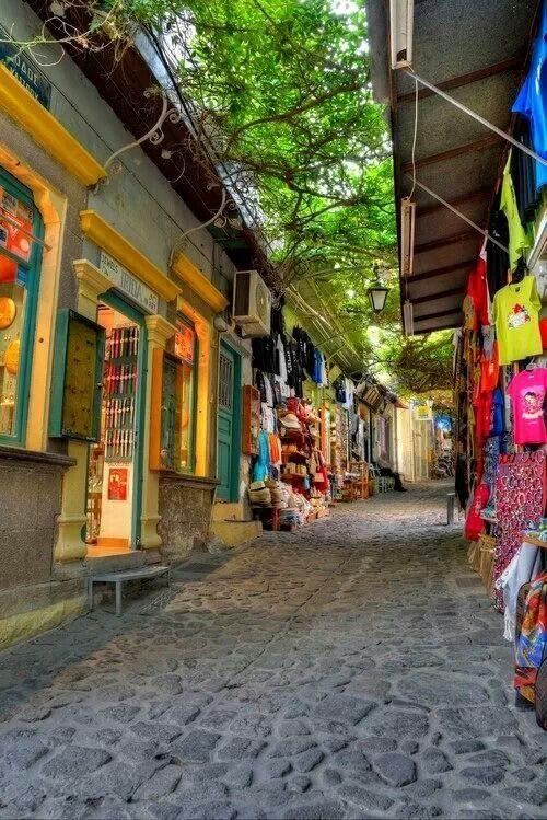 Molyvos, Lesvos,Greece