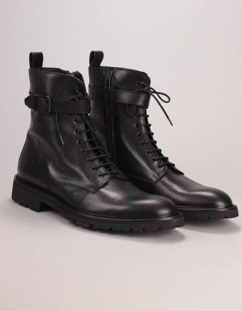 Belstaff Paddington Boot Black