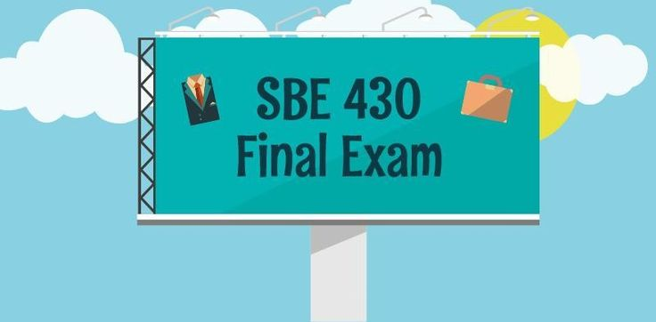SBE 430 Final Exam (Questions and Answers)1. (TCO 1) Which is the greatest value of global e-commerce transactions?2. (TCO 1) Which of these is mainly associated with buy-side e-commerce?3. (TCO 1) A fulfillment risk of E-business is:4. (TCO 1) An affiliate can best judge their site effectiveness th