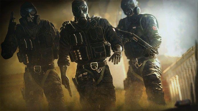 Rainbow Six Siege é um dos games em oferta na PSN (Foto: Divulgação/Ubisoft)