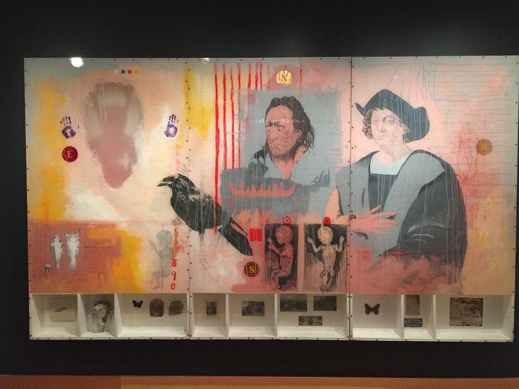 Carl Beam - Art Gallery of Ontario